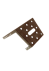 Hangstufen Stahl roh Serie Mini, Midi und Maxi